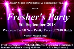 Fresher Party